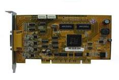 海康威视DS-4004HC 监控采集卡