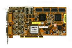 海康威视DS-4008HC 八路硬压缩监控视频卡