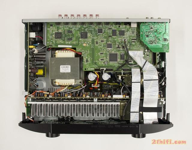 nr1403是一款薄型的五声道环绕收音av功放,5x 50瓦/8欧姆 rms输出,hdm