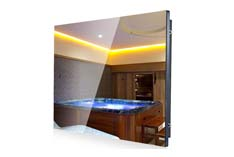 PLATINA全高清镜面嵌入式防水镜面电视